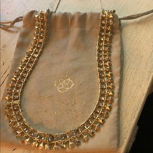 Kendra Scott Oscar necklace